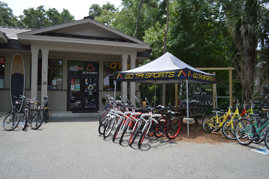 Hilton Head Bike Rental Store