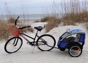 Hilton Head Kiddie Kart Bike Rental
