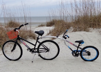 Hilton Head Trail-A-Bike Rental