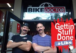 The Staff of Hilton Head Island's Bike Doctor